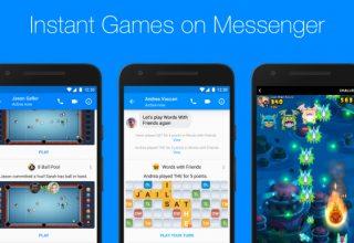 Facebook Messenger lançon Lojërat e Çastit në mbarë botën