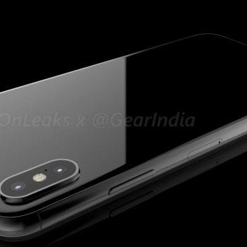 Publikohen foto të dizajnit të mundshëm të iPhone 8