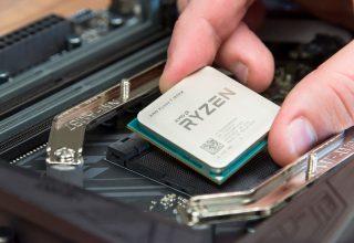 AMD ofron detaje të procesorëve Ryzen 3 dhe arkitekturës së re grafike Vega