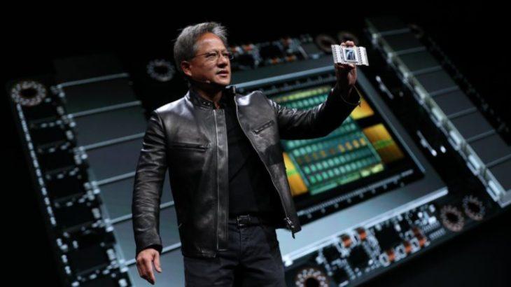 Nvidia prezantoi procesorin grafik V100 për inteligjencën artificiale me 21 miliard tranzistorë
