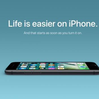 Apple ofensivë ndaj Android-it me një uebsajt