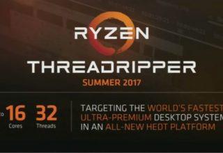 AMD paralajmëron ardhjen e një procesori me 16 bërthama dhe 32 procese