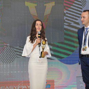 Blerta Thaqi: Intervistë me Femrën në ICT në edicionin e pestë të Albanian ICT Awards