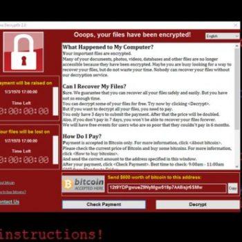 Një firmë Koreano-Jugore pagoi 1 milion dollar hakerave të një ransomware