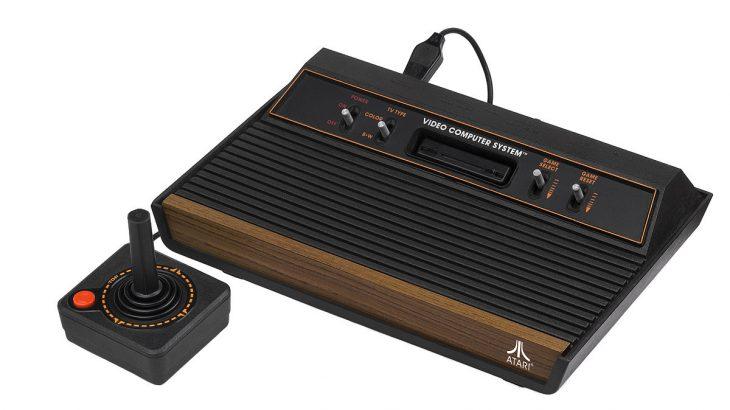 Pas 20 vitesh Atari do të ndërtojë një konsolë lojërash