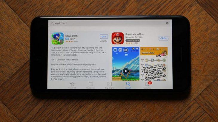 Prej 9 vitesh zhvilluesit kanë fituar 70 miliard dollar nga App Store