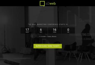 Rikthehet në Tiranë edicioni i 2-të i AllWeb – Konferenca e parë dedikuar Komunikimit Dixhital dhe Web-it