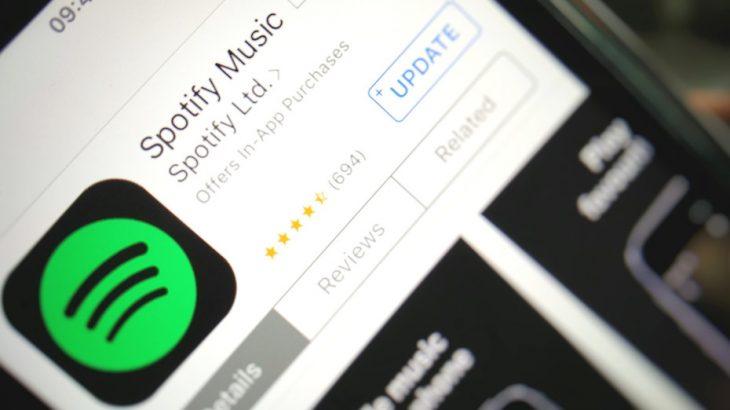 Spotify e quan Apple monopol