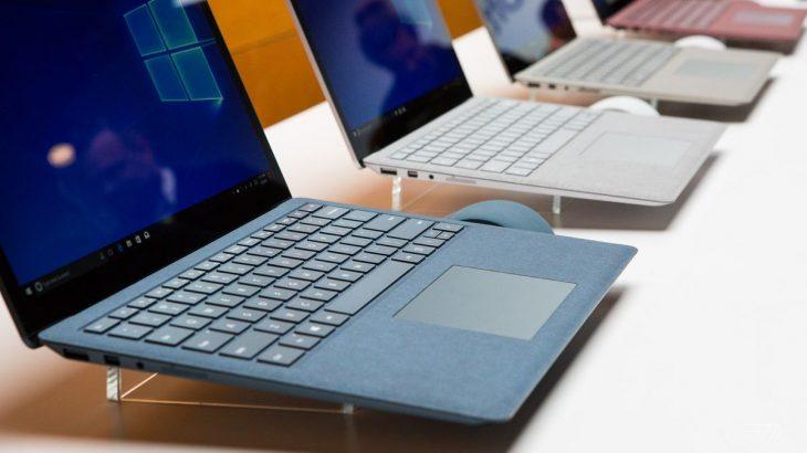 Laptopi Surface është i pariparueshëm