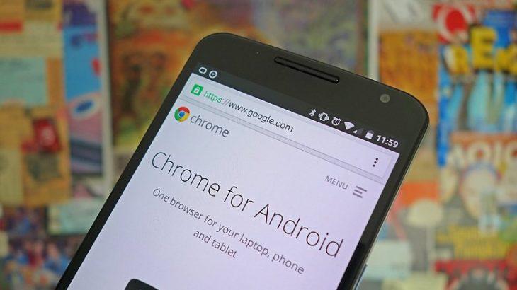 Chrome 59 në Android hap faqet deri në 20% më shpejt