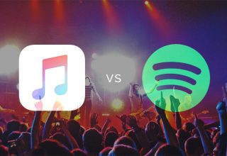 Spotify ruan distancën me Apple Music