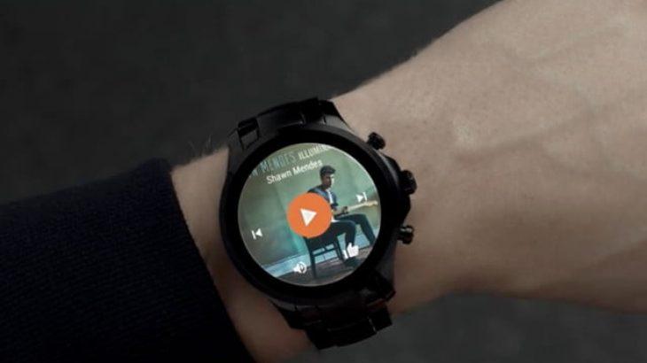 Armani vjen me një orë të re inteligjente Android Wear