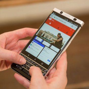 BlackBerry publikoi përditësimet mujore të sigurisë për telefonët Android