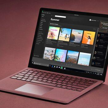 Spotify mbërrin në Windows Store në formën e një aplikacioni universal