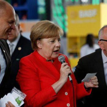 Merkel: Bota dixhitale ka nevojë për rregulla globale
