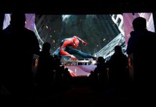 "Sony prezantoi edicionin e ri të lojës ""Spider-man"""