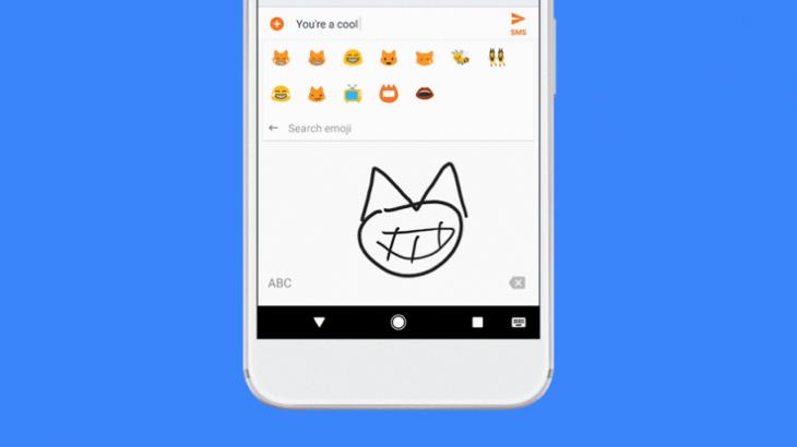 Vizatoni emoji tuaja me Gboard 6.3, aplikacioni sugjeron shprehje
