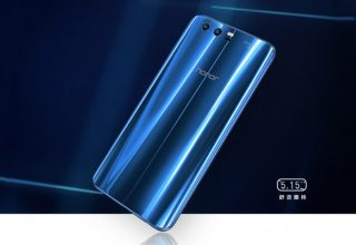 Huawei prezantoi Honor 9 me ekran 5.15 inç dhe procesor Kirin 960