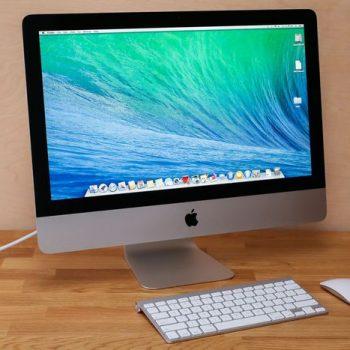 Apple iMac 21.5 inç ka memorje RAM dhe procesor që mund të zëvendësohen
