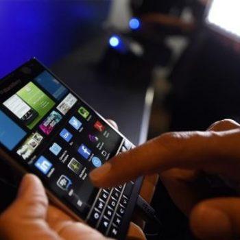 Biznesi i BlackBerry vijon në tatëpjetë