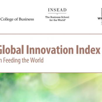 Inovacioni, Shqipëria e fundit në Evropë e 93-ta në botë