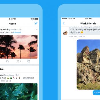 Twitter ridizajnon aplikacionet mobile dhe desktop, inspirohet nga Instagram