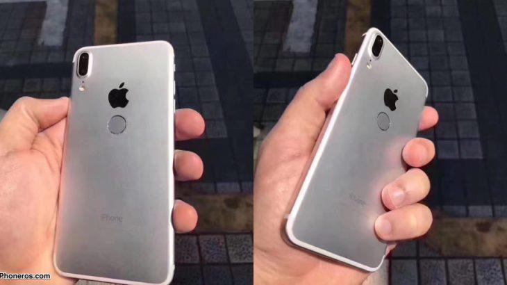 Imazhet e publikuara së fundit të iPhone 8-ës zbulojnë një telefon të shëmtuar