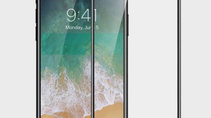 Xhami mbrojtës i ekranit të iPhone 8-ës zbulon pamjen e telefonit