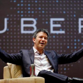 Shefi ekzekutiv i Uber Travis Kalanick jep dorëheqjen
