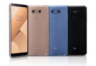 LG prezanton G6 Plus: 6GB RAM dhe 128GB memorje të brendshme