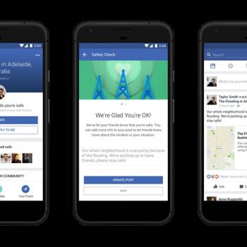 Facebook Safety Check ofron donacione për njerëzit e prekur nga fatkeqësitë natyrore
