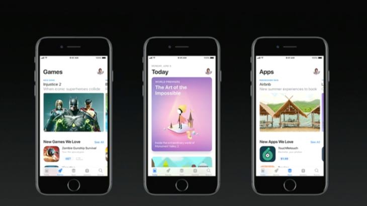 Apple prezantoi iOS 11 me dhjetëra funksionalitete të reja