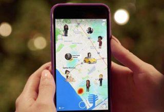 Me Snap Map përdoruesit e Snapchat mund të ndajnë vendodhjen me miqtë