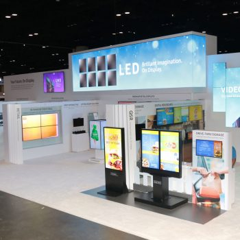 Samsung Electronics përforcon portofolin e fuqishëmTizen 3.0 të prezantimit Smart Signage