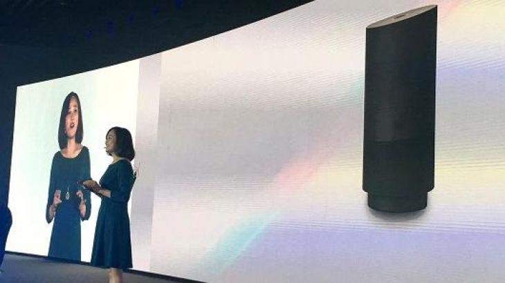 Alibaba prezanton një altoparlant inteligjent