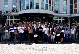 Përfundon aktiviteti i SHKI-së në ANV, prezantohen punimet finale të pjesëmarrësve