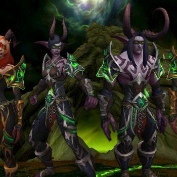 Zhvilluesi i World of Warcraft braktis Windows XP dhe Vista