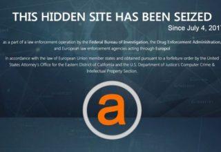 Mbyllen sajtet e uebit të zi AlphaBay dhe Hansa