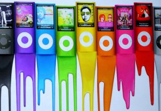 Apple shuan iPod nano dhe shuffle