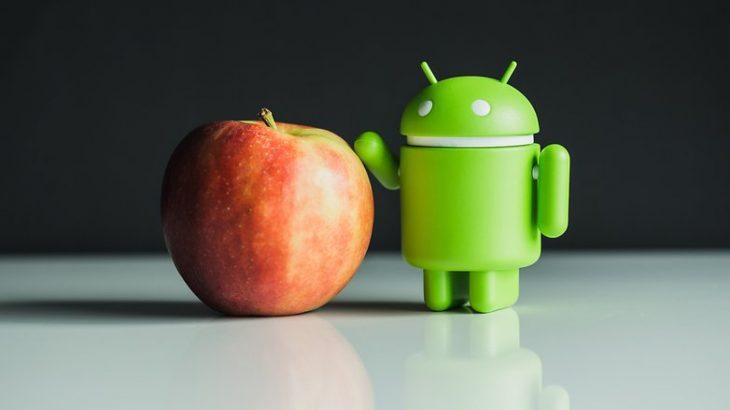 Si Android sfidoi iPhone dhe dominoi botën