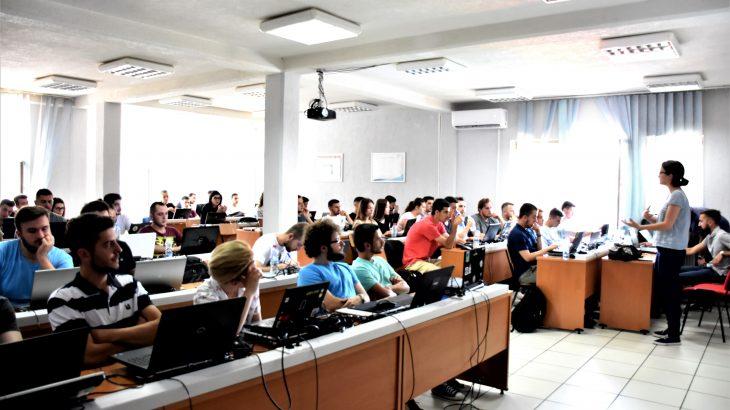 Endrit Xhemajli ligjëron për studentët e SHKI-së në ANV