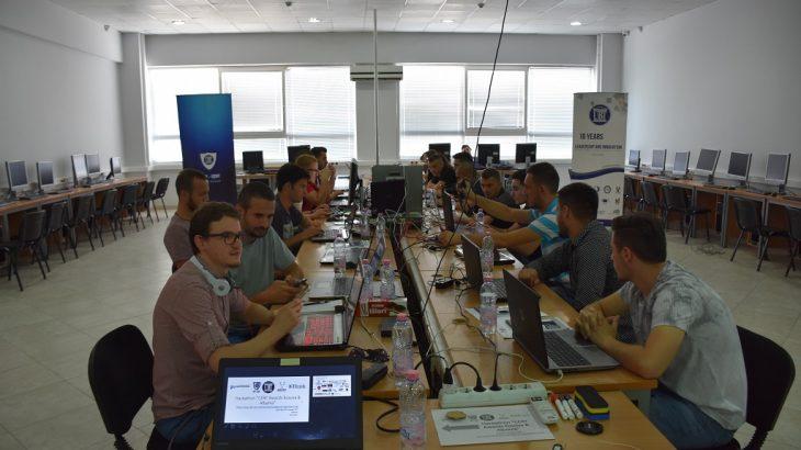 """Mbahet sot në Prishtinë aktiviteti për siguri Kibernetike, në kuadër të Akademisë Ndërkombëtare Verore, """"CERT Awards Kosova & Albania"""""""