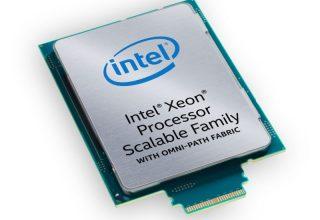 Intel prezantoi çipet e reja për qendrat e të dhënave