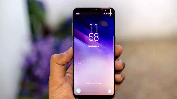 Shitjet e Samsung Galaxy S8-ës 15% më të larta sesa S7