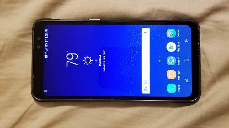 Galaxy S8 Active shfaqet në foto live me bateri 4,000 mAh
