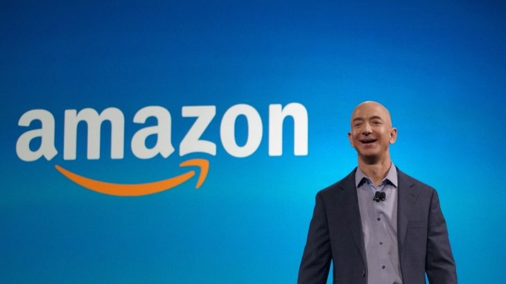Rritja e shitjeve të Amazon, Bezos bëhet njeriu më i pasur në botë