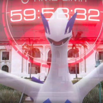 Niantic sjell pokemonët legjendar në Pokemon GO