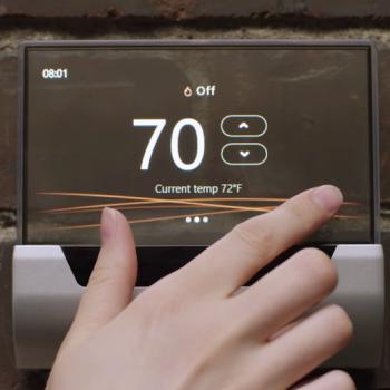 Microsoft prezantoi një termostat me asistentin virtual Cortana