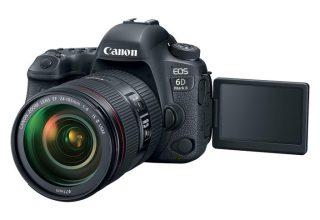 Canon prezantoi modelin e ri 6D Mark II
