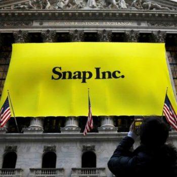 U deshën 130 ditë që aksionet e Snapchat të binin poshtë vlerës së daljes në bursë